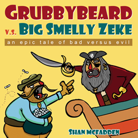 GRUBBYBEARD vs BIG SMELLY ZEKE