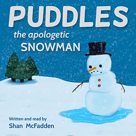 Puddles The Apologetic Snowman