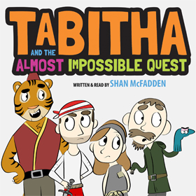 Tabitha and the Almost Impossible Quest